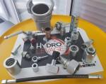 Matériel Hydro Levage - RACCORD HYDRAULIQUE /GRAISSAGE